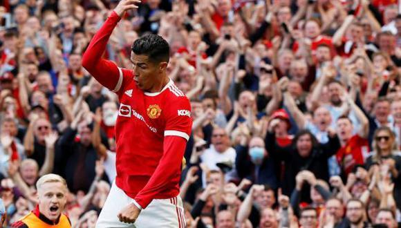 Cristiano Ronaldo envió emotivo mensaje tras volver a jugar con Manchester United. (Foto: Agencias)