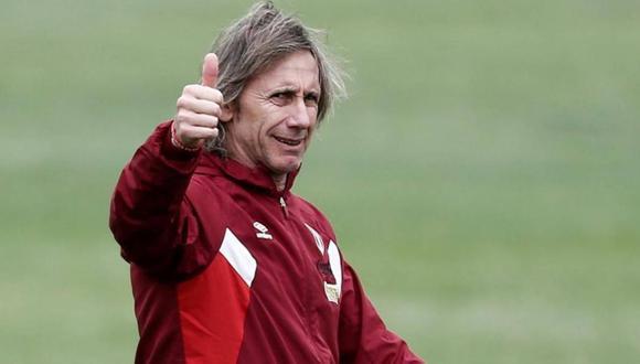 Ricardo Gareca y comando técnico mediante comunicado solicita al INPE permitir que se le haga la prueba de COVID-19 al expresidente de la Federación Peruana de Fútbol, Edwin Oviedo.