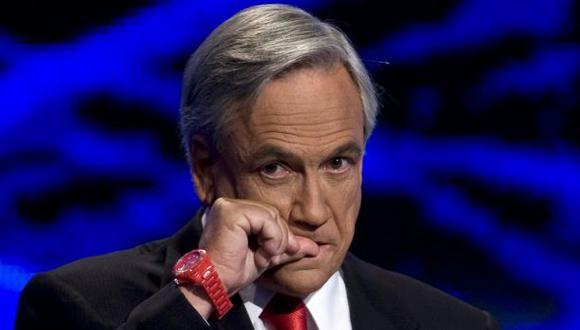 """Sebastián Piñera sobre el sistema de salud: """"Estamos muy cerca del límite porque hemos tenido un incremento casos y enfermos"""" (Foto: AFP)"""