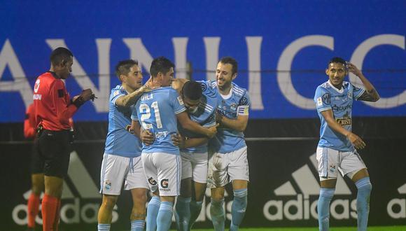 Sporting Cristal venció 2-1 a Carlos A. Mannucci en el Estadio Alejandro Villanueva.