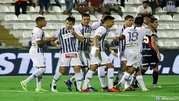 Alianza Lima estrenará camiseta ante Palestino por Copa Libertadores