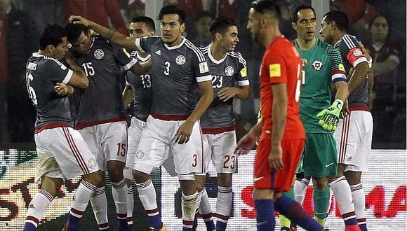 Diario paraguayo se burló de Chile tras goleada [FOTO]