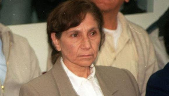 Poder Judicial del Callao declara inadmisible el pedido de Elena Iparraguirre para que el entreguen cuerpo de genocida Elena Iparraguirre. (Foto: GEC)