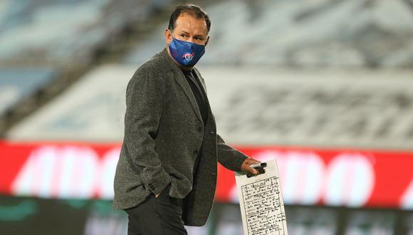 Juan Reynoso es el mejor entrenador de la jornada 8 de la Liga MX. (Foto: AFP)