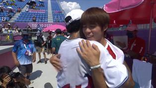 Skate en Tokio 2020: Yuto Horigome logra primera medalla de oro en disciplina olímpica