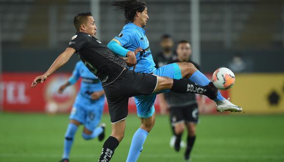 River Plate, Sao Paulo, LDU y Binacional tienen 3 puntos en el grupo D de la Copa. (Foto: AFP)