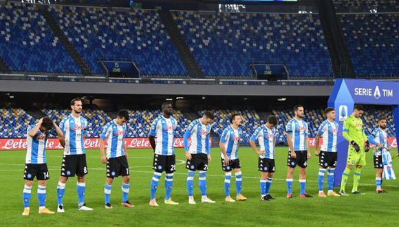 El estadio San Paolo será ahora el Diego Armando Maradona. (Foto: Napoli)