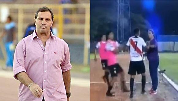 Futbolista Thiago Dos Santos agrede a su entrenador tras ordenar su cambio