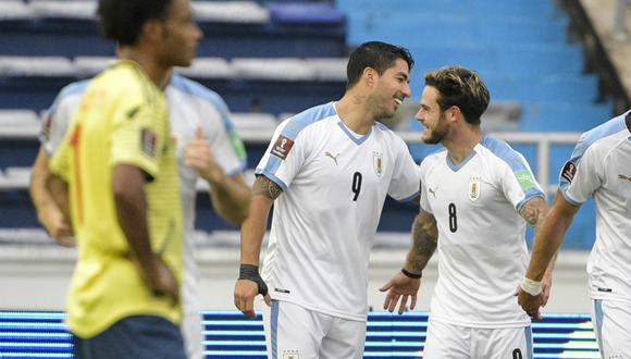Colombia vs. Uruguay vía Caracol en vivo: partido por las Eliminatorias Qatar 2022
