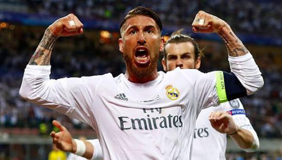 Sergio Ramos firmaría por dos temporadas con el París Saint Germain. (Foto: Getty)