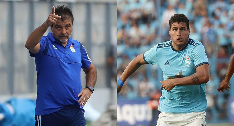 Claudio Vivas no descartó salida de Alexander Succar de Sporting Cristal