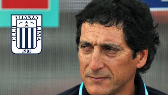 El técnico chileno Mario Salas llegó hoy a Lima para ser presentando oficialmente como DT de Alianza Lima. La conferencia de prensa será en las instalaciones de Matute desde las 15:00 horas (FOTO: AFP)