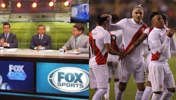Copa América 2019 | Fox Sports Brasil se derrite ante la Selección Peruana y lanza su pronóstico | VIDEO