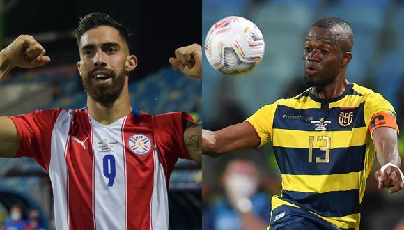 Ecuador vs. Paraguay EN VIVO ONLINE   sigue el partido por fecha 9 de Eliminatorias Qatar 2022 en el Estadio Rodrigo Paz Delgado