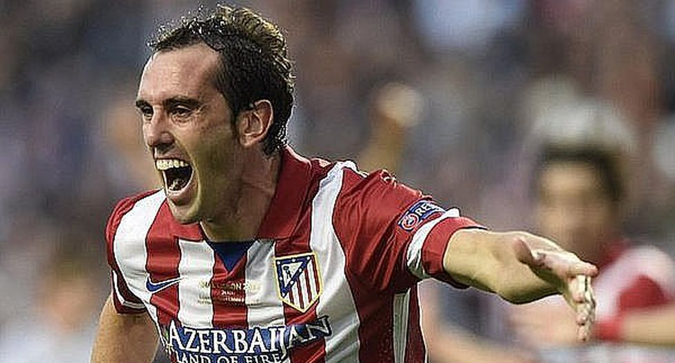 Real Madrid vs. Atlético de Madrid: Diego Godín espera esto del rival