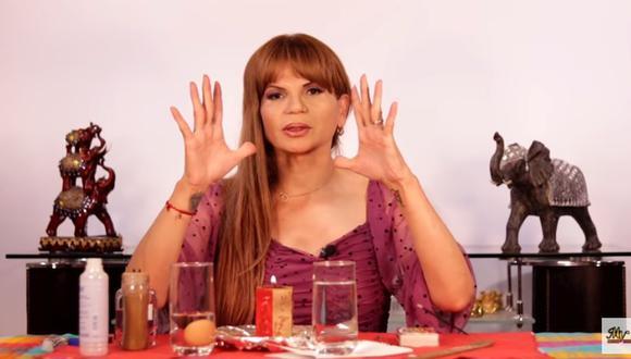 Mhoni Vidente, la tarotista más famosa de México ha dado las predicciones de los signos del zodiaco (Foto: YouTube)
