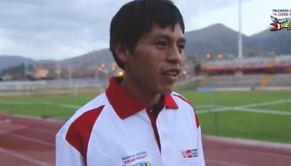 Peruano Cristian Pacheco establece récord en maratón de Buenos Aires