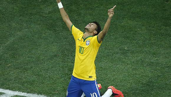 Neymar tras el partido ante Croacia: Fue mejor de lo que podía imaginar.