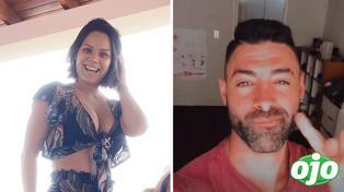 Andrea San Martín y Sebastián Lizarzaburu: 'Cajita' en su cuarto se hace viral en redes sociales