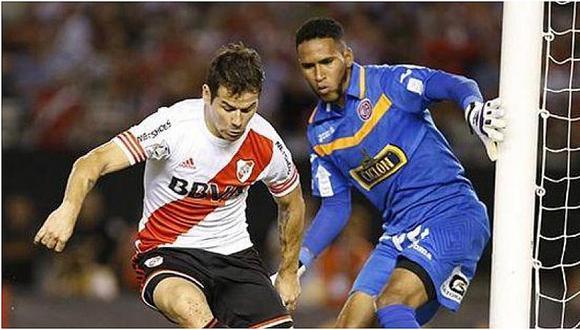 El día que un club peruano le sacó un punto a River y Gallese fue figura