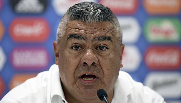 Claudio Tapia es presidente de la AFA desde marzo del 2017. (Foto: AFP)