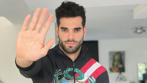 Chico reality presentó demanda millonaria contra su expareja Alejandra Baigorria (Foto: Guty Carrera/ Instagram)