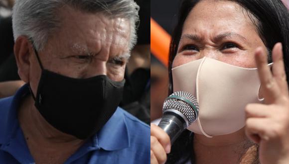 Keiko Fujimori y César Acuña se verán las caras este lunes 29 de marzo en lo que será el inicio del debate presidencial del JNE. Mira a qué hora y cómo ver la dupla y confrontación de ideas de ambos candidatos, en directo