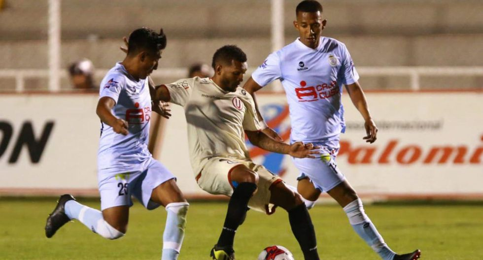Universitario de Deportes cierra de local ante Real Garcilaso