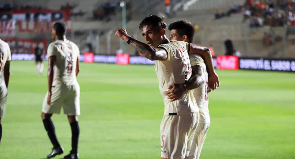 Universitario viene de vencer 2-1 a Huracán. (Foto: Universitario)