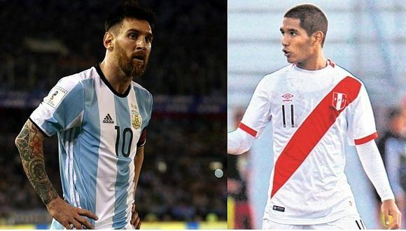 ¿Por qué comparó Pedro Troglio a Siucho con Lionel Messi?