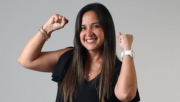 Lima 2019   Romina Antoniazzi y el mensaje a Gladys Tejeda luego de ganar la medalla de oro   FOTO