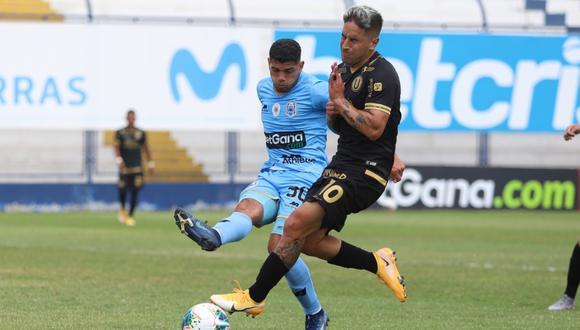 Universitario de Deportes vs. Binacional: se ven las caras por la jornada 9 de la fase 2 de Liga 1. (Foto: Liga 1)