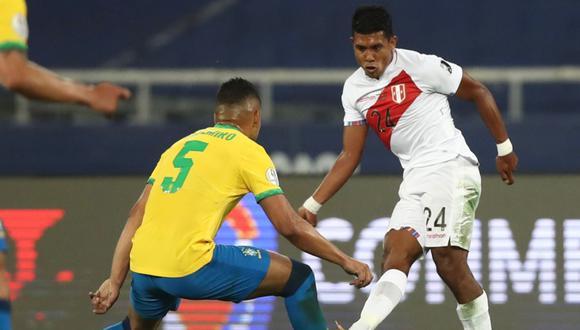 Raziel ya había sido convocado a la selección peruana Sub 17 y Sub 20.