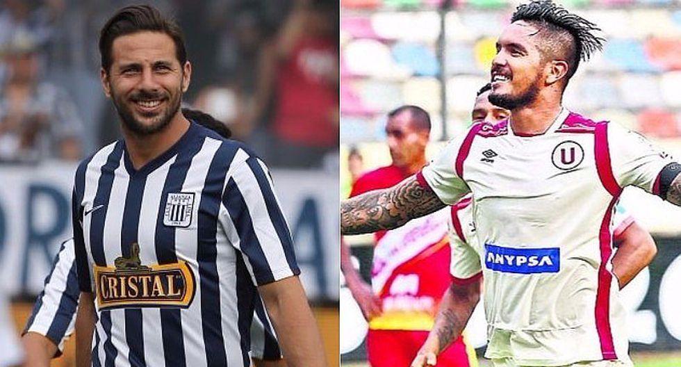 """Juan Vargas: """"Sería lindo ver un clásico con Claudio Pizarro y conmigo"""""""