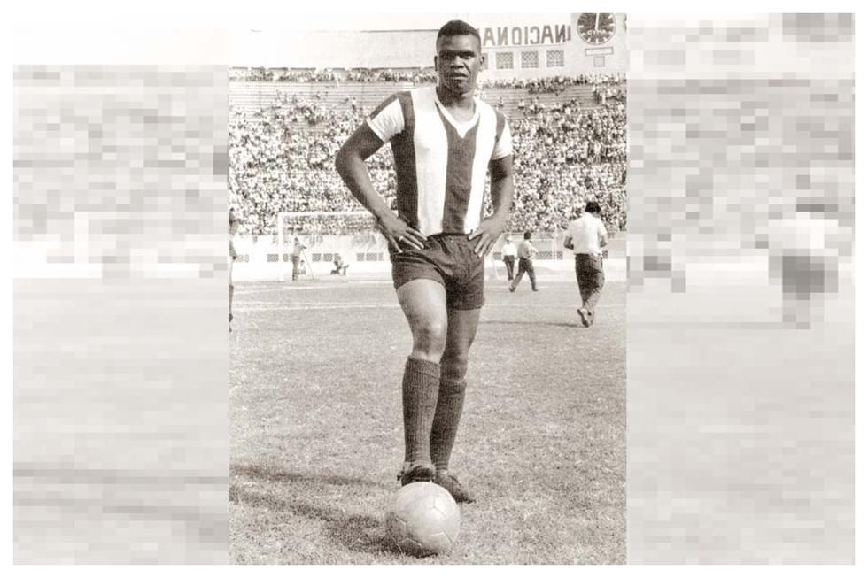 Pedro Pablo León se estrenó con la camiseta de Alianza Lima en 1960. (Foto: Internet)