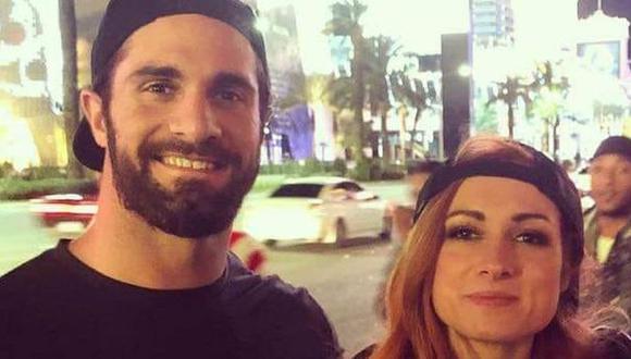 WWE Wrestlemania 36 | Becky Lynch reveló cómo inicio su relación Seth Rollins