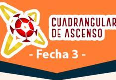Atlético Grau y Llacuabamba igualaron 0-0 y ascendieron a la Primera División del fútbol peruano
