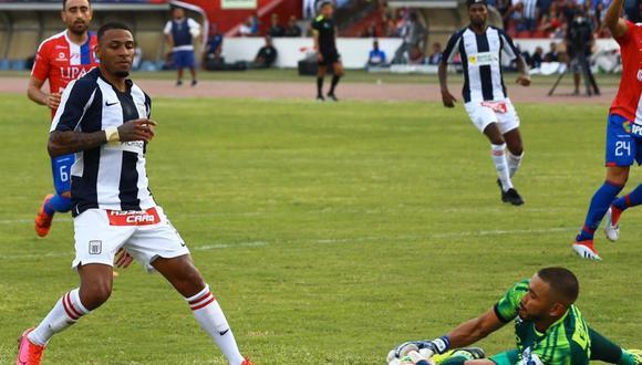 Alianza Lima vs. Mannucci, por la segunda fecha del Apertura 2020. (Foto: Hugo Corotto / GEC)