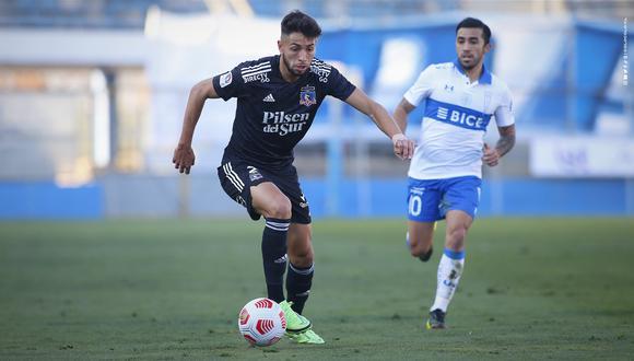 Universidad Católica igualó 0-0 con Colo Colo en el estadio San Carlos de Apoquindo.