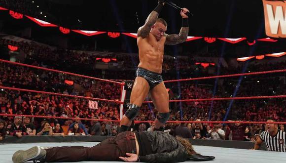 Raw: sigue el show rojo este lunes 3 de febrero. (Foto: WWE)