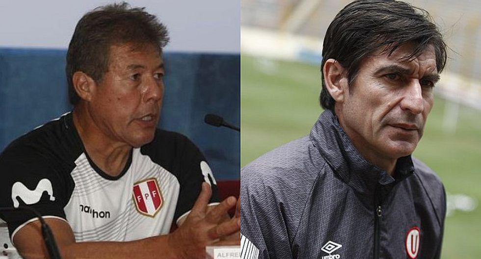 """Alfredo Honores ataca a Óscar Ibáñez tras su salida de la FPF: """"Cuando estuvo fue un desastre"""""""