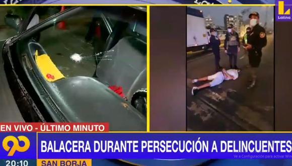 Un sujeto fue capturado tras desatar una balacera en el puente Primavera. (Latina)