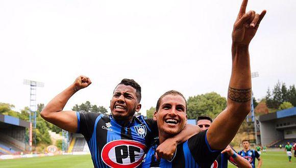 "DT de Huachipato sobre Succar: ""Siento que será un gran año para él"""