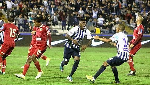 Alianza Lima: Carlos Ascues también celebró su gol por redes sociales
