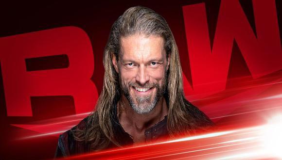 Edge profundizará su rivalidad con Randy Orton en el Monday Night Raw Washington. (Foto: WWE)