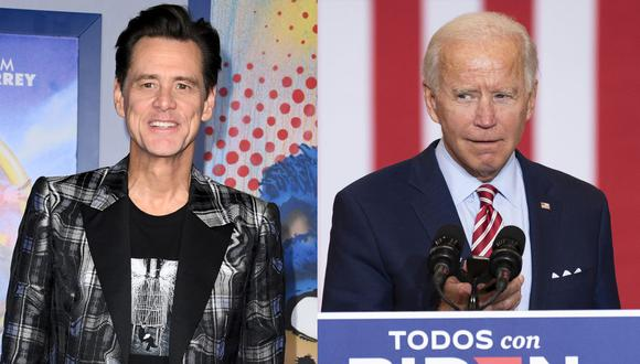 "Jim Carrey interpretará a Joe Biden en ""Saturday Night Live"". (Foto: AFP)"