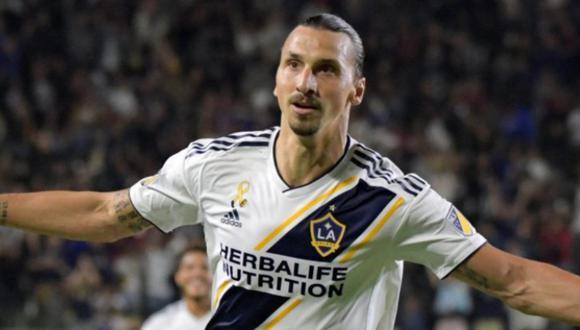 Zlatan Ibrahimovic podría llegar a la Serie A de Italia | Foto: AFP