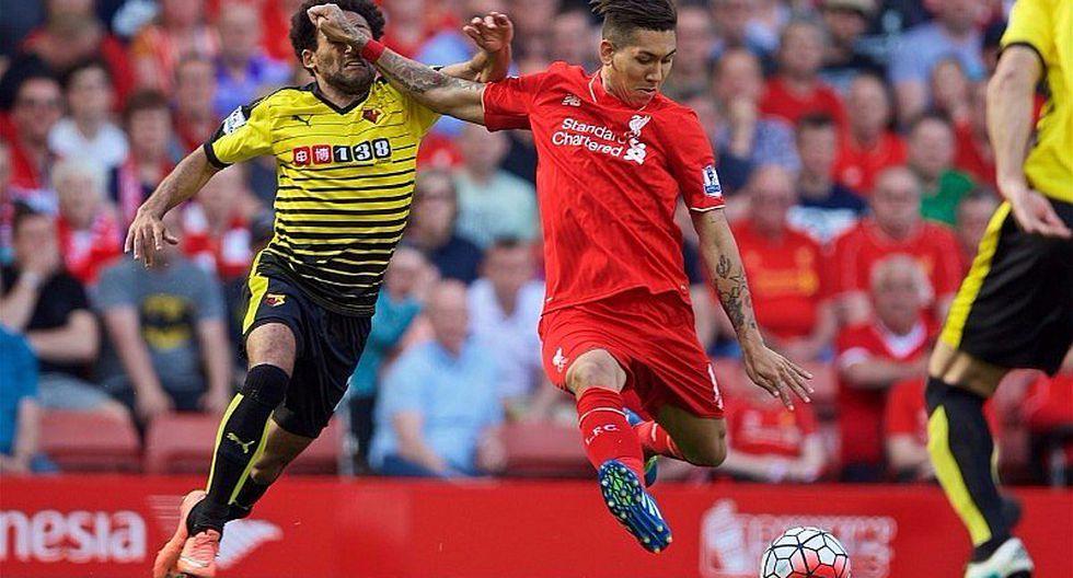 Premier League: Watford le arruinó el debut al Liverpool [VIDEO]