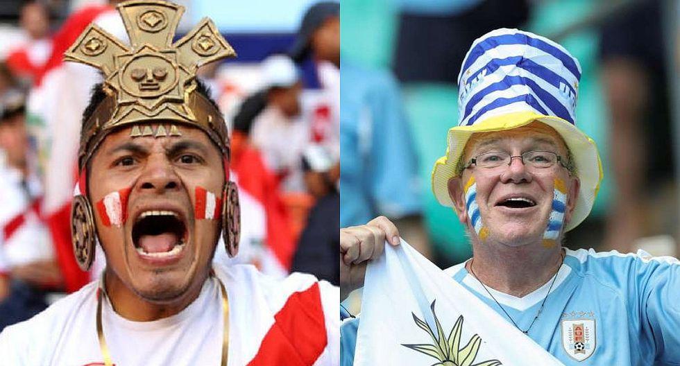Perú vs. Uruguay: Desde cuándo y por qué ambos países se tratan como hermanos sudamericanos   VIDEOS