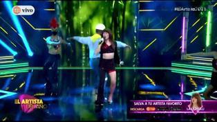 El Artista del Año: 'La Uchulú' y 'Michael Show' realizan dupla que emocionó al jurado